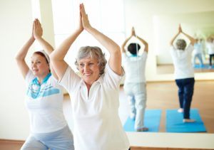 Senior In-Home Help including Fitness Needs