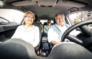 Transportation Options For Your Aging Loved One
