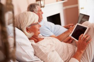 Technology and Helping Senior In-home Care